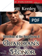 Britt Kenley - [Guardians of the Gray Tower 5] - Guardian's Honor