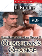 Britt Kenley - [Guardians of the Gray Tower 9] - Guardian's Chance