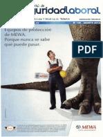 Revista Seguridad Laboral Agosto 2014