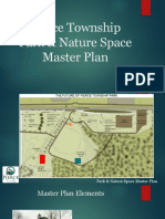Pierce Park Master Plan