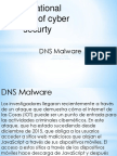 DNS Malware Iicybersecurity