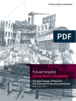Future Hospital - More Than a Building