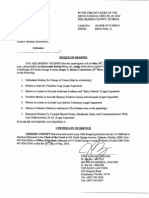 Judge Perry Notice of Hearing