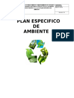 Plan de Ambiente Bosques