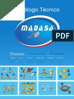 Catálogo MADASA