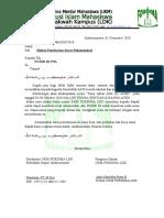 Surat Rekomendasi