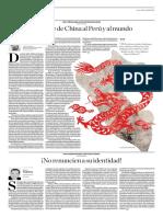 El Aporte de China Al Perú y Al Mundo