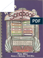 Word by Word PicDict Songbook