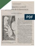 Participación y Control