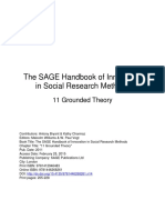 11 Grounded Theory
