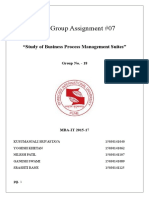 BPM Group18 Assign#07