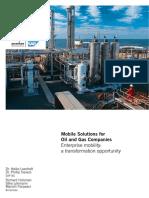 Accenture Mobile Solutions Oil Gas Companies Enterprise Mobility Copy