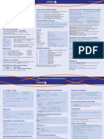 Reference Card Web