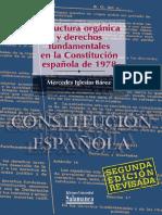 Estructura Organica de Los Derechos Fundamentales.