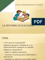 La Reforma Educacional Power