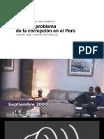 Grave Problema de La Corrupcion en El Perú Sep2015