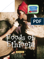 Foods of Ethiopia (Gnv64)