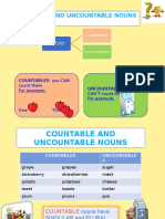 Count Able and Uncountable Nouns Some Any 2