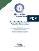 Doença Alzheimer e nutrição