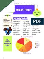 Falcon Flyer - May 2009