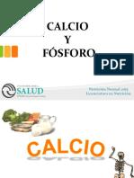 Calcio, Fosforo 2015 Clau