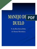 Manejo Del Duelo