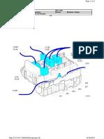 BM34 Engine Slave Unit 34 Fuse(s)-CONNNECTOR