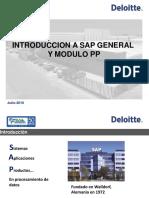 Introduccion a SAP - PP