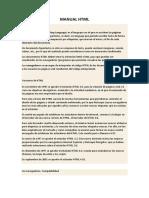 Manual de HTML