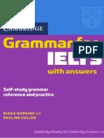 Cambridge Grammar for IELTS - Book
