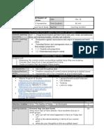 example lessons for portfolio 5