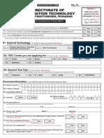 DirIT Form