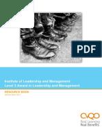 ILM Resource Book