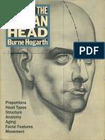 3268003 Drawing the Human Head Burne Hogarth