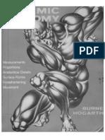 38146102 Burne Hogarth Dynamic Anatomy in English