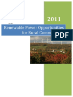 RenewablePowerOpportunities Final
