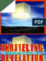 Rev 22 the New Jerusalem - Interrior