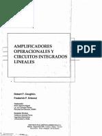 Amplificadores Operacionales y Circuitos Integrados Lineales 4ed f Cughlin