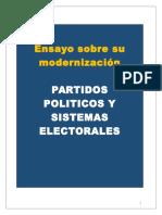 Sistemas Electorales Sistemas Partidos Politicos