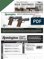 REM 1911 R1 April 2016 Rebate Form