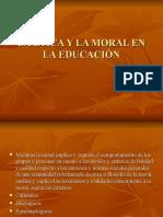 LA ETICA Y LA MORAL EN LA EDUCACION.ppt