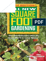 Cool Springs Press All New Square Foot Gardening, The Revolutionary Way to Grow More in Less Space 2nd (2013)