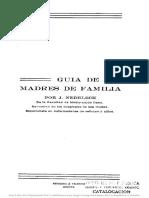 Guia de Las Madres de Familia