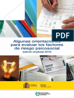 Factores Psicosociales  Angel Lara