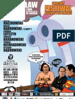 Dwutakt 2016 Program
