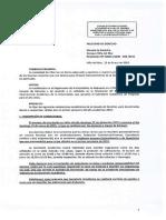 Resolucion Indicaciones Académicas