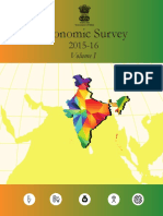 Economic Survey Cover