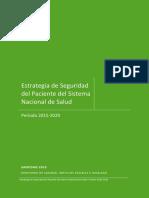 Estrategia Seguridad Del PKCDLaciente 2015-2020