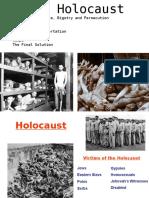 holocaust deck