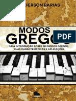 eBook Modos Gregos